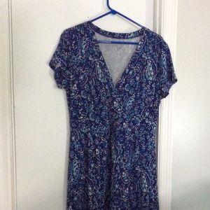 LlBean ladies summer dress